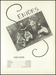 Page 11, 1950 Edition, Rensselaer High School - Chaos Yearbook (Rensselaer, IN) online yearbook collection