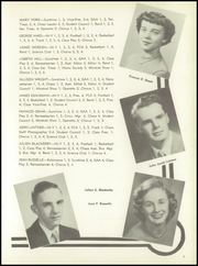 Page 13, 1950 Edition, Rensselaer High School - Chaos Yearbook (Rensselaer, IN) online yearbook collection