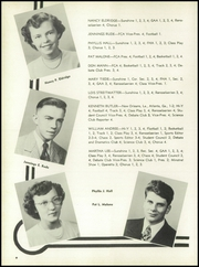 Page 14, 1950 Edition, Rensselaer High School - Chaos Yearbook (Rensselaer, IN) online yearbook collection