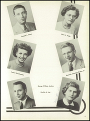 Page 15, 1950 Edition, Rensselaer High School - Chaos Yearbook (Rensselaer, IN) online yearbook collection