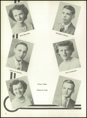 Page 16, 1950 Edition, Rensselaer High School - Chaos Yearbook (Rensselaer, IN) online yearbook collection