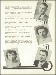 Page 17, 1950 Edition, Rensselaer High School - Chaos Yearbook (Rensselaer, IN) online yearbook collection