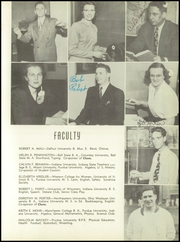 Page 9, 1950 Edition, Rensselaer High School - Chaos Yearbook (Rensselaer, IN) online yearbook collection