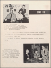 Page 16, 1954 Edition, Rensselaer High School - Chaos Yearbook (Rensselaer, IN) online yearbook collection
