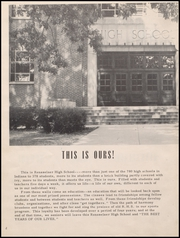 Page 6, 1954 Edition, Rensselaer High School - Chaos Yearbook (Rensselaer, IN) online yearbook collection