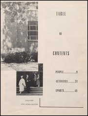 Page 7, 1954 Edition, Rensselaer High School - Chaos Yearbook (Rensselaer, IN) online yearbook collection