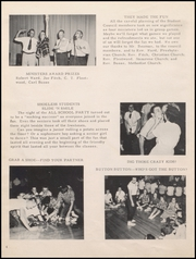 Page 8, 1954 Edition, Rensselaer High School - Chaos Yearbook (Rensselaer, IN) online yearbook collection