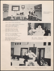 Page 9, 1954 Edition, Rensselaer High School - Chaos Yearbook (Rensselaer, IN) online yearbook collection