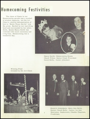 Page 11, 1956 Edition, Rensselaer High School - Chaos Yearbook (Rensselaer, IN) online yearbook collection