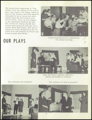 Page 13, 1956 Edition, Rensselaer High School - Chaos Yearbook (Rensselaer, IN) online yearbook collection