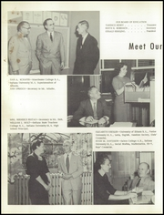 Page 16, 1956 Edition, Rensselaer High School - Chaos Yearbook (Rensselaer, IN) online yearbook collection