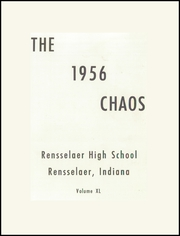 Page 5, 1956 Edition, Rensselaer High School - Chaos Yearbook (Rensselaer, IN) online yearbook collection