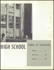 Page 7, 1956 Edition, Rensselaer High School - Chaos Yearbook (Rensselaer, IN) online yearbook collection