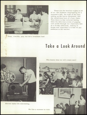 Page 8, 1956 Edition, Rensselaer High School - Chaos Yearbook (Rensselaer, IN) online yearbook collection