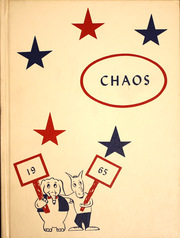 Page 1, 1965 Edition, Rensselaer High School - Chaos Yearbook (Rensselaer, IN) online yearbook collection