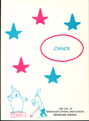 Page 5, 1965 Edition, Rensselaer High School - Chaos Yearbook (Rensselaer, IN) online yearbook collection