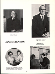 Page 9, 1965 Edition, Rensselaer High School - Chaos Yearbook (Rensselaer, IN) online yearbook collection