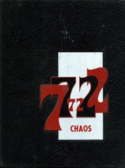 Page 1, 1972 Edition, Rensselaer High School - Chaos Yearbook (Rensselaer, IN) online yearbook collection