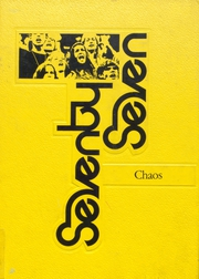 1977 Edition, Rensselaer High School - Chaos Yearbook (Rensselaer, IN)