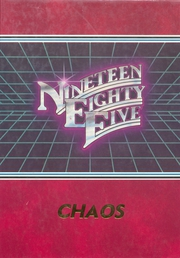1985 Edition, Rensselaer High School - Chaos Yearbook (Rensselaer, IN)