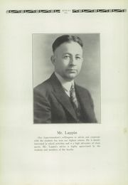 Page 12, 1931 Edition, Shawnee High School - Quilna Yearbook (Lima, OH) online yearbook collection