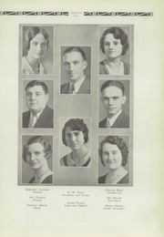 Page 13, 1931 Edition, Shawnee High School - Quilna Yearbook (Lima, OH) online yearbook collection