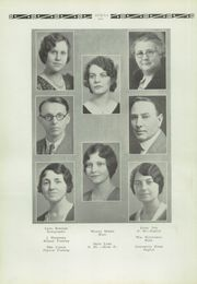 Page 14, 1931 Edition, Shawnee High School - Quilna Yearbook (Lima, OH) online yearbook collection