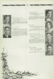 Page 16, 1931 Edition, Shawnee High School - Quilna Yearbook (Lima, OH) online yearbook collection