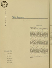 Page 10, 1936 Edition, Shawnee High School - Quilna Yearbook (Lima, OH) online yearbook collection