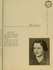 Page 11, 1936 Edition, Shawnee High School - Quilna Yearbook (Lima, OH) online yearbook collection