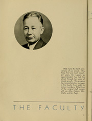 Page 12, 1936 Edition, Shawnee High School - Quilna Yearbook (Lima, OH) online yearbook collection