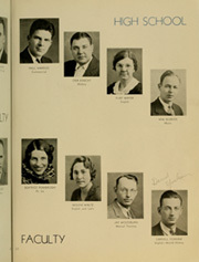 Page 15, 1936 Edition, Shawnee High School - Quilna Yearbook (Lima, OH) online yearbook collection