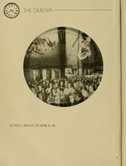Page 6, 1936 Edition, Shawnee High School - Quilna Yearbook (Lima, OH) online yearbook collection