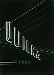 Page 1, 1954 Edition, Shawnee High School - Quilna Yearbook (Lima, OH) online yearbook collection