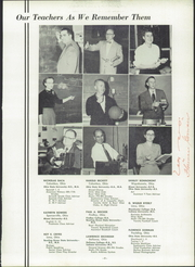 Page 13, 1954 Edition, Shawnee High School - Quilna Yearbook (Lima, OH) online yearbook collection