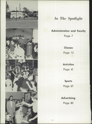 Page 8, 1954 Edition, Shawnee High School - Quilna Yearbook (Lima, OH) online yearbook collection