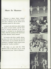 Page 9, 1954 Edition, Shawnee High School - Quilna Yearbook (Lima, OH) online yearbook collection
