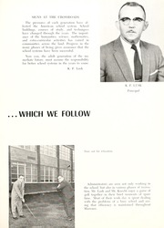 Page 15, 1961 Edition, Shawnee High School - Quilna Yearbook (Lima, OH) online yearbook collection