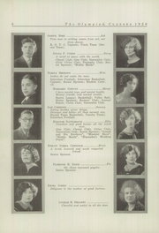 Page 10, 1926 Edition, Glenville High School - Olympiad Yearbook (Cleveland, OH) online yearbook collection