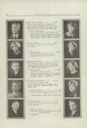 Page 14, 1926 Edition, Glenville High School - Olympiad Yearbook (Cleveland, OH) online yearbook collection