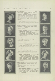 Page 9, 1926 Edition, Glenville High School - Olympiad Yearbook (Cleveland, OH) online yearbook collection