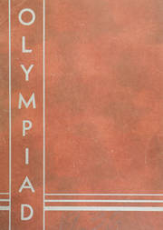 1936 Edition, Glenville High School - Olympiad Yearbook (Cleveland, OH)