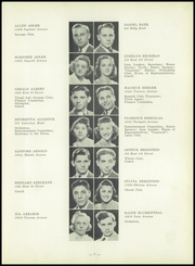 Page 11, 1940 Edition, Glenville High School - Olympiad Yearbook (Cleveland, OH) online yearbook collection