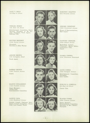 Page 12, 1940 Edition, Glenville High School - Olympiad Yearbook (Cleveland, OH) online yearbook collection