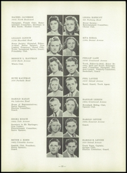 Page 14, 1940 Edition, Glenville High School - Olympiad Yearbook (Cleveland, OH) online yearbook collection