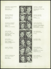Page 16, 1940 Edition, Glenville High School - Olympiad Yearbook (Cleveland, OH) online yearbook collection