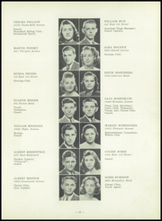 Page 17, 1940 Edition, Glenville High School - Olympiad Yearbook (Cleveland, OH) online yearbook collection