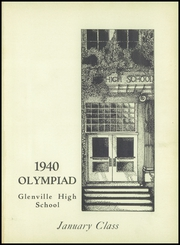 Page 5, 1940 Edition, Glenville High School - Olympiad Yearbook (Cleveland, OH) online yearbook collection