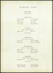 Page 6, 1940 Edition, Glenville High School - Olympiad Yearbook (Cleveland, OH) online yearbook collection