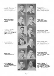 Page 10, 1951 Edition, Glenville High School - Olympiad Yearbook (Cleveland, OH) online yearbook collection